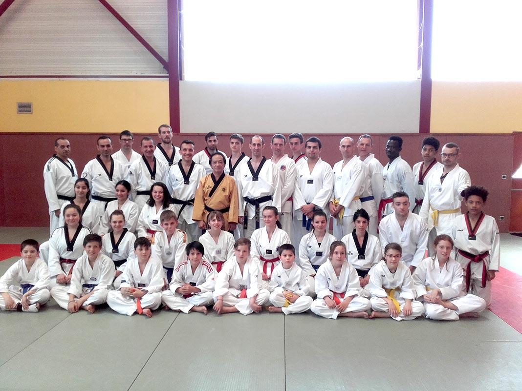 Achat Los Angeles gamme exceptionnelle de styles Millau. Taekwondo : Stage et passage de grade pour l'ASTSM