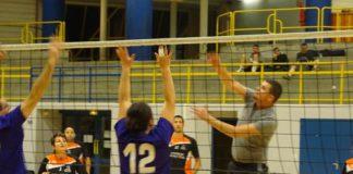 Séverac-le-Château. Volley