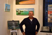 Millau. Les toiles d'Hervé Aury « à l'horizon »