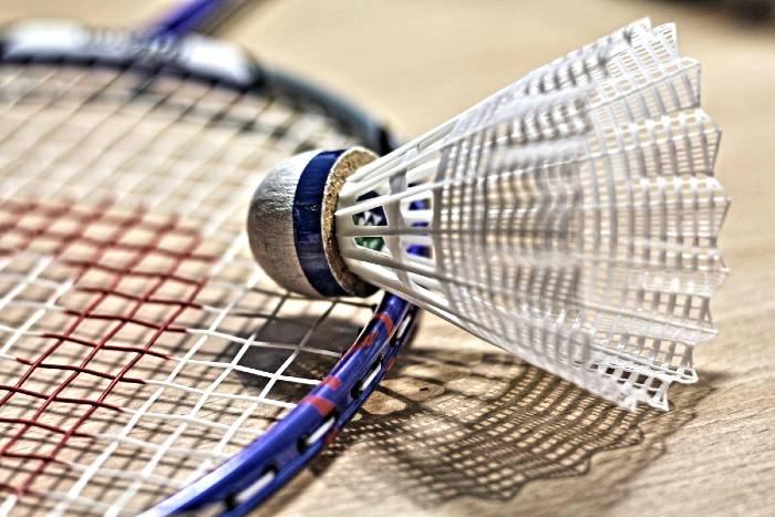 Villefranche-de-Panat.  The badminton membership is lastly again in class!