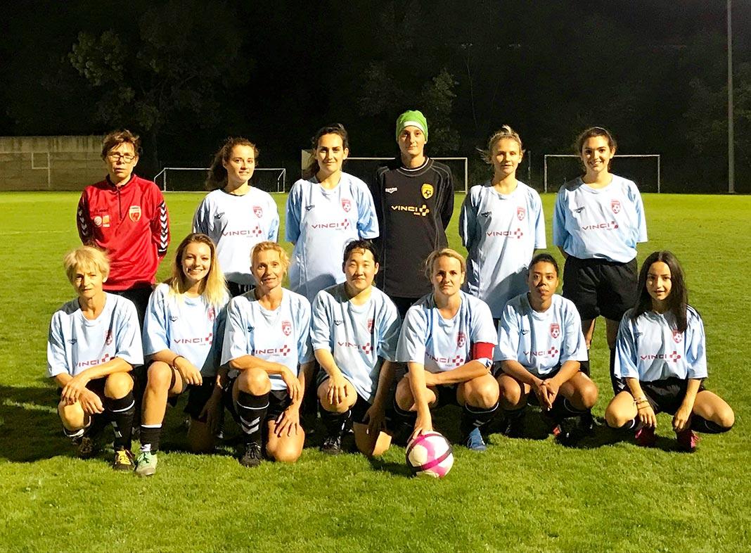 Millau. Football : La logique respectée à Laissac - Millavois.com