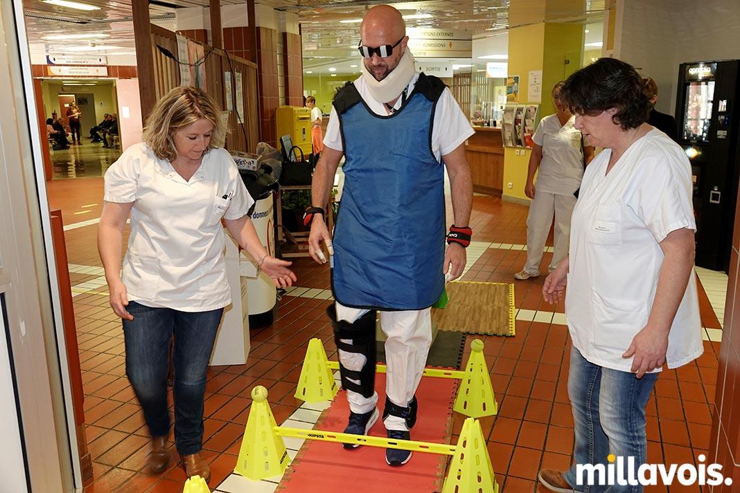 Millau. Une semaine dédiée aux patients au centre hospitalier - Millavois.com