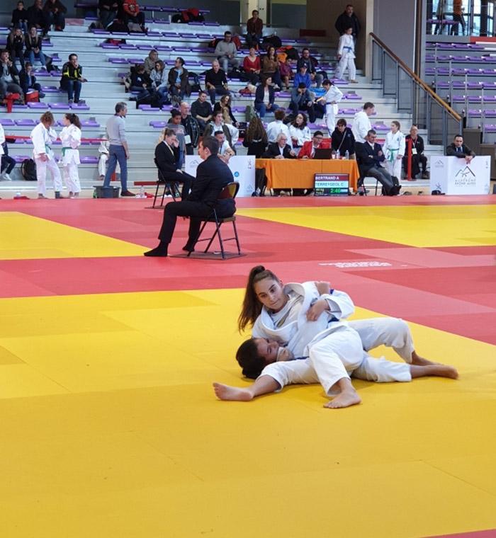 Millau. Judo : Endy Lopes finaliste au tournoi interrégions des Volcans - Millavois.com