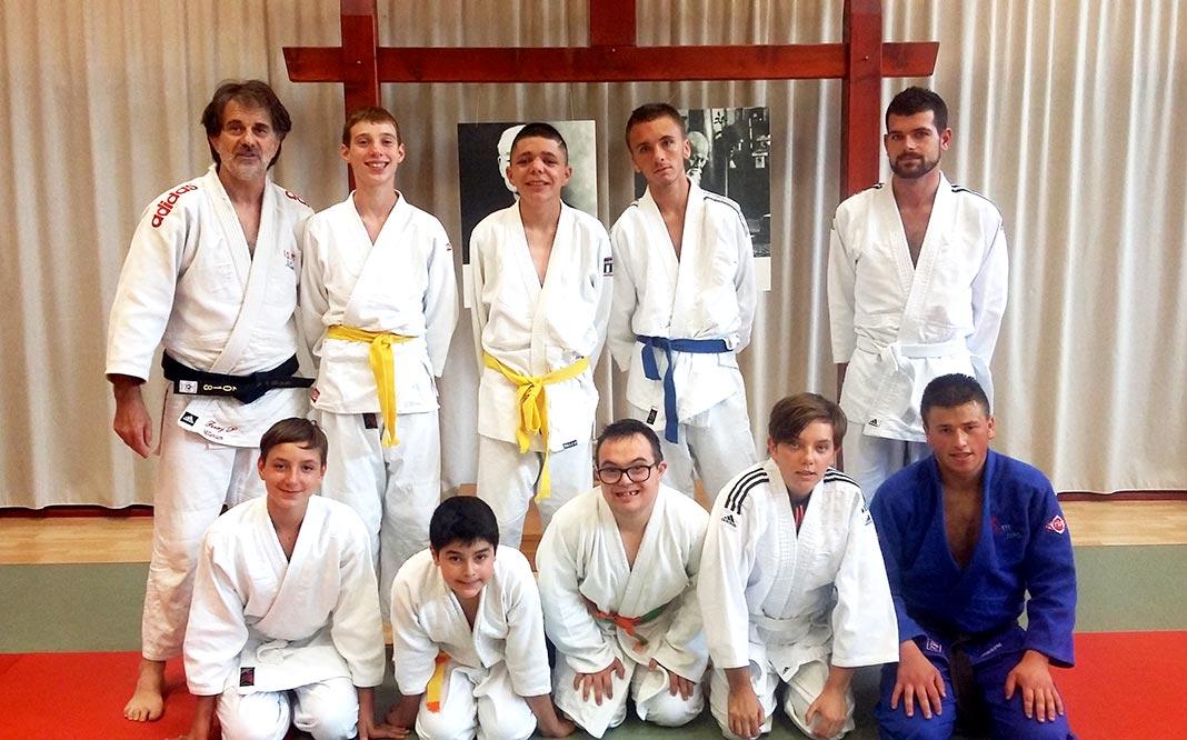 Millau. Judo : Reprise en cœur pour la section de l'IME - Millavois.com