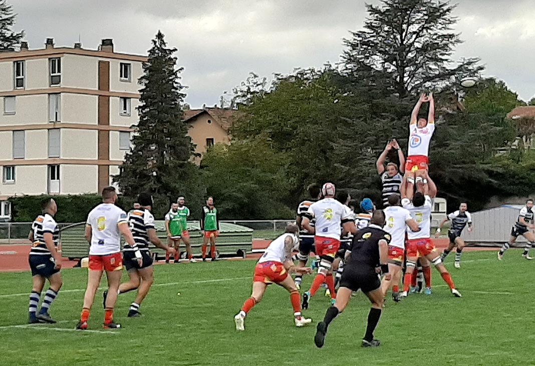 Millau. Rugby : Eviter le coup de Grasse… - Millavois.com