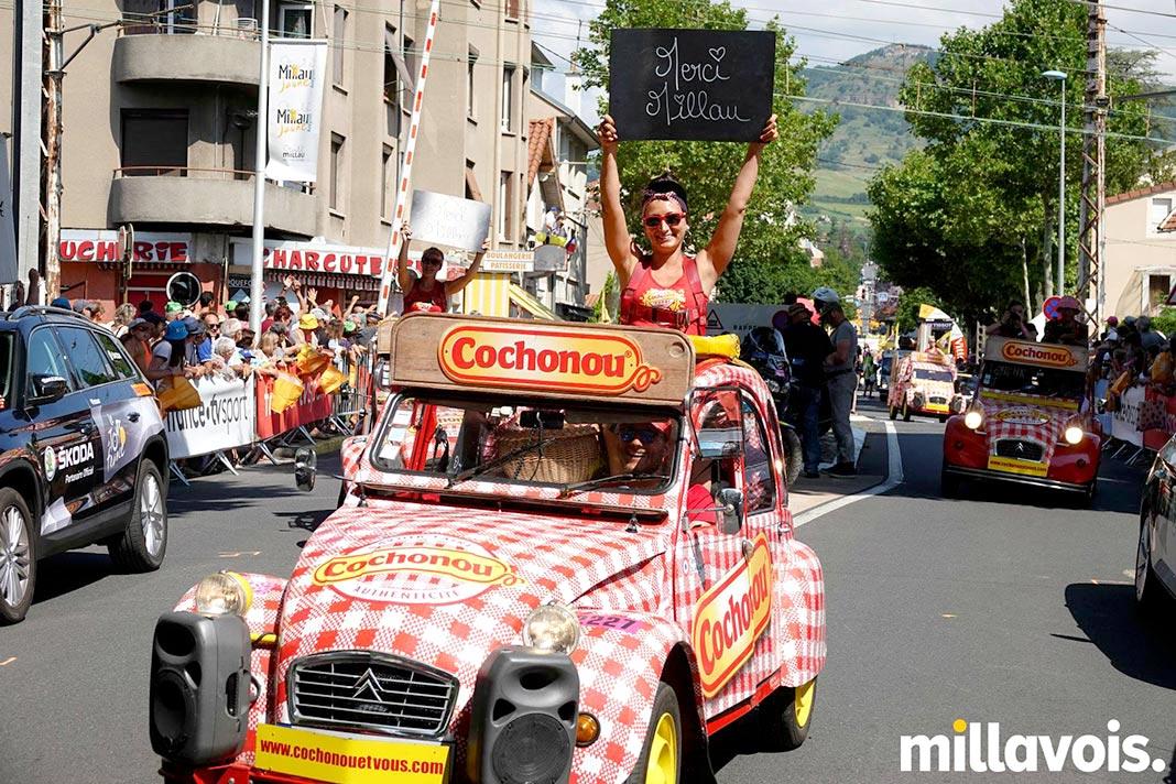 La 7e Etape Du Tour De France Partira De Millau Le 4 Septembre