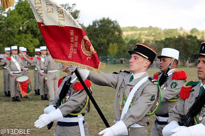 Camp Larzac - 80 years - 13e DBLE
