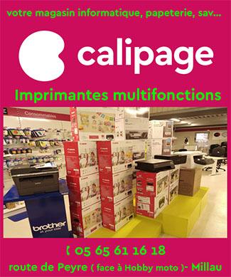"publicite calipage 07 12 20 - Millau.  Guilhem Bouard's recipe in ""Superdinette"" mode - Millavois.com"